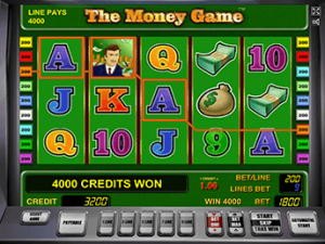 Демо The Money Game в клубе Вулкан